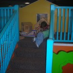 Children's Museum in Oak Lawn - treehouse - Toddling Around Chicagoland