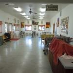 Jonamac Orchard - table area
