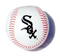 white sox ball logo