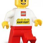 LEGO KidsFest - man