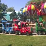 Santa's Village AZoosment Park - Krinkle's Convoy