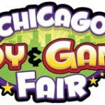 Chicago Toy & Game Fair logo - Toddling Around Chicagoland