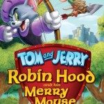 Tom & Jerry Robin Hood dvd - Toddling Around Chicagoland