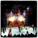 Disney On Ice Treasure Trove - finale instagram - Toddling Around Chicagoland