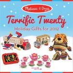 Melissa & Doug Terrific Twenty  2012 - Toddling Around Chicagoland