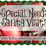 Special Needs Santa Visits