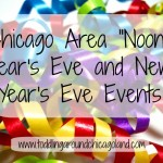 Chicago Area Noon and New Years Eve Events