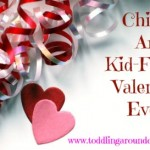 Chicago Area Kid-Friendly Valentine's Events - Toddling Around Chicagoland
