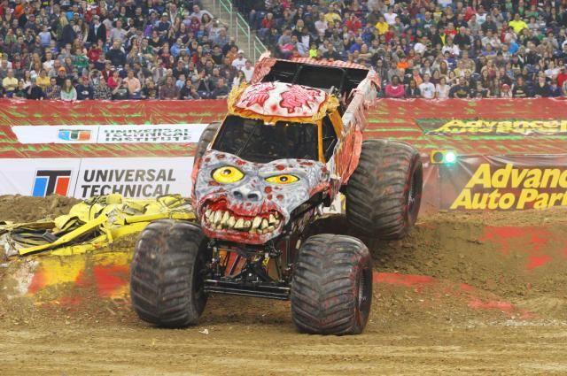 Monster Jam: Monster Truck Fun Facts - Toddling Around ...