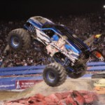 MonsterJam truck