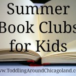 Summer Book Clubs for kids button