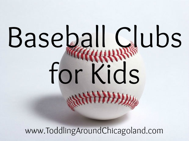 Baseball Clubs For Kids 2013 Toddling Around Chicagoland