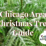 #Chicago Christmas Tree Guide - Toddling Around Chicagoland
