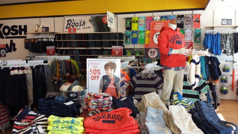 Baby boy clothes stores