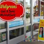 Walgreens Get A Shot, Give A Shot - Toddling Around Chicagoland #GiveAShot #ad #CBias