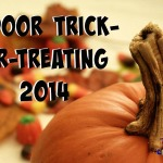 Indoor Trick-or-Treating 2014 - Toddling Around Chicagoland