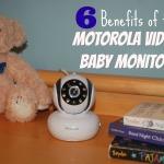 6 Benefits of the Motorola Video Baby Monitor - Toddling Around Chicagoland #Spon #Clever Girls #MotorolaBabyMonitor