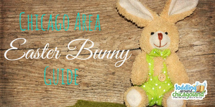 Easter Bunny Guide 2015