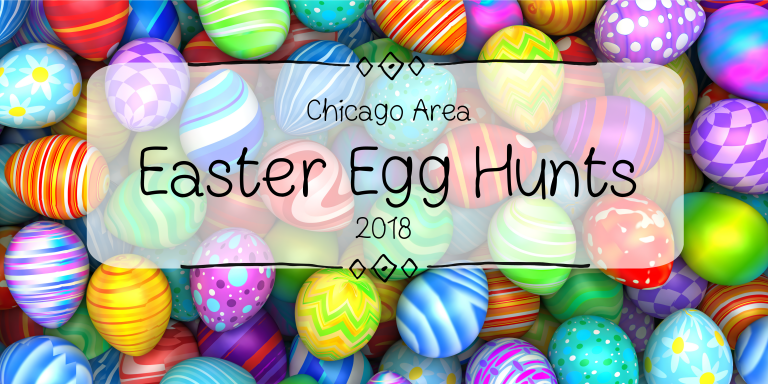 chicago area easter egg hunts 2018 toddling around